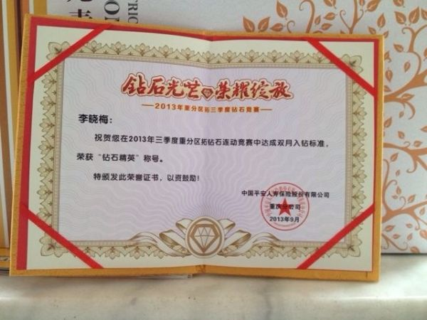 重庆平安保险公司的内勤岗位待遇如何
