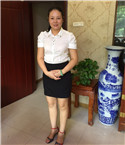 广西柳州鱼峰平安保险代理人梁丽芳的个人名片