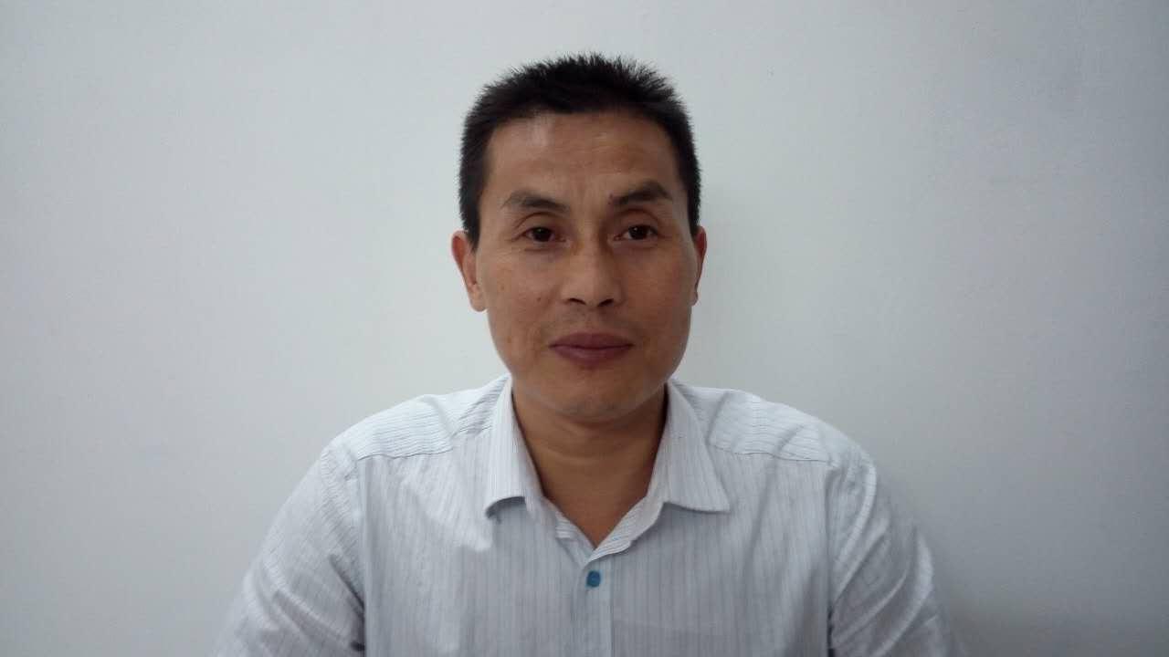 四川达州通川平安保险代理人陈以钊的个人名片