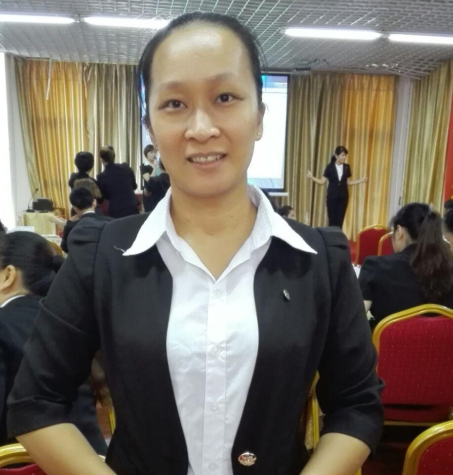 海南海口平安保险代理人李江萍的个人名片