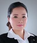广东佛山顺德平安保险代理人梁丽的个人名片