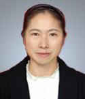 浙江杭州平安保险代理人祝卸花的个人名片