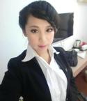 辽宁沈阳和平平安保险代理人万冬梅的个人名片