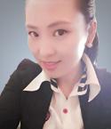 黑龙江哈尔滨五常平安保险代理人王莉的个人名片