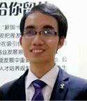 广东佛山平安保险代理人区显忠的个人名片