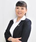 廣東深圳平安保險保險代理人梁麗