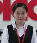 四川成都双流中国人保代理人熊利苹的个人名片