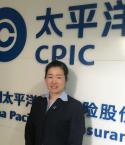 江苏无锡太平洋保险保险代理人李凤娟