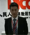 四川成都温江中国人保代理人吴猛的个人名片