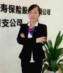 浙江宁波中国平安保险代理人刘更英