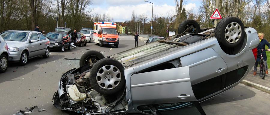 京昆高速4车相撞的情况 车祸保险的理赔流程是什么