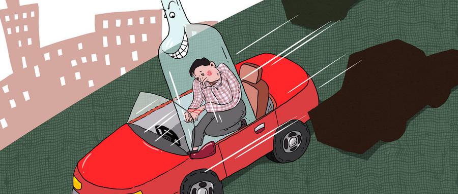 送奶女工被女司机醉酒撞死 可见意外的发生不可控