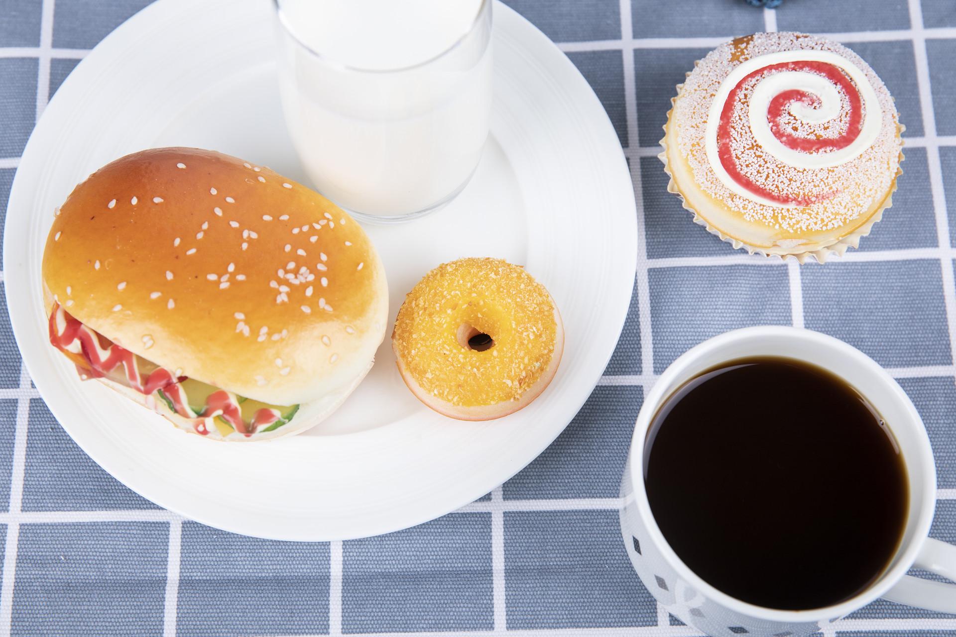 早餐是非常重要的,健康早餐长什么样