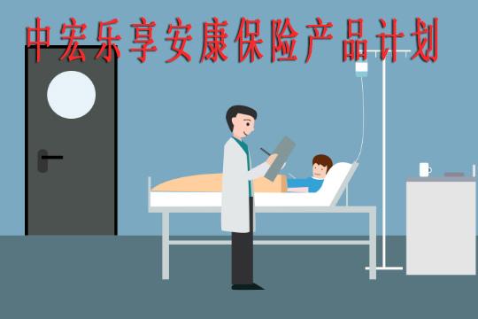 中宏乐享安康保险产品计划