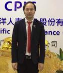 广东广州太平洋保险保险代理人饶春生