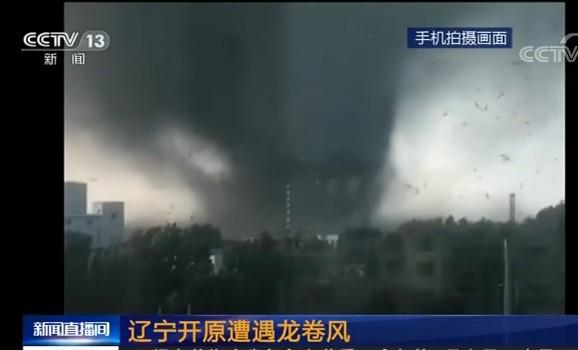 2019好惨!南方暴雨,北方高温,西边地震,东边龙卷风