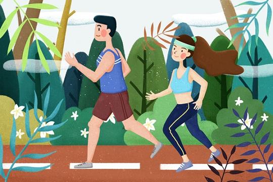 涨知识:每天行走1.6公里,20分钟内走完,防癌杠杠滴