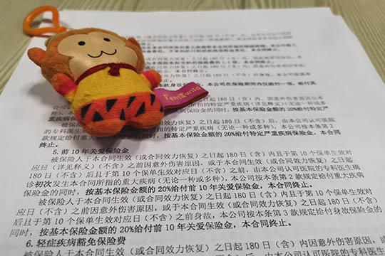 中韩福多多投保规则及条款简介,附免责条款