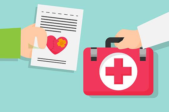 医院病历开的单子女孩手术三万,保险公司却拒赔为什么