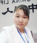 重庆市中国人寿保险股份有限公司保险代理人周梦