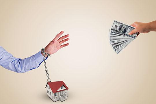 你为什么会陷入到以贷养贷的困境?有可能就是它造成的
