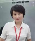 安徽合肥工银安盛人寿保险代理人刘燕