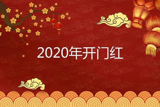 2020开门红保险