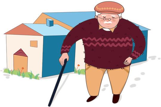 老人散步摔倒身亡,家属理赔被拒,看看法官怎么说!