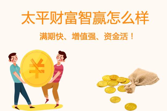 太平财富智赢怎么样?有什么优点与不足?收益如何?