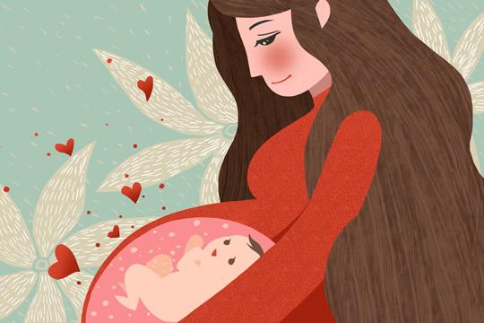 女性怀孕期间易抑郁症与...
