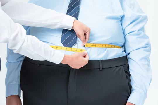 体检结果异常,肥胖、糖...