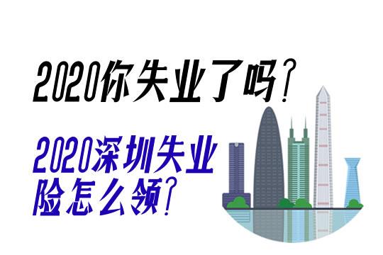 2020深圳失业险怎么领?领取条件有哪些?附领取条件和标准