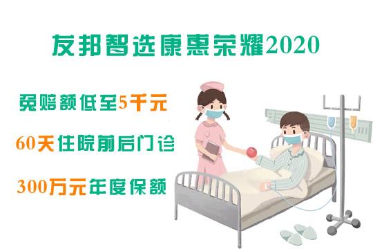 友邦智选康惠荣耀2020怎么样?好不好?多少钱?值得买吗