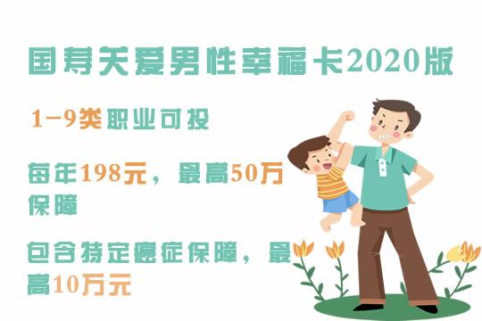高危职业可投!国寿关爱男性幸福卡2020版怎么样?好不