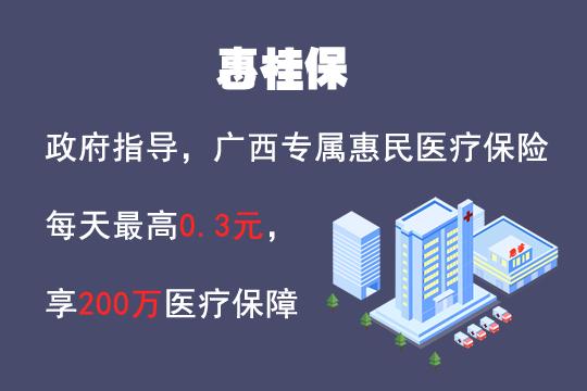 急!广西人速看!9月1日广西惠桂保正式上线,参保仅限两月!