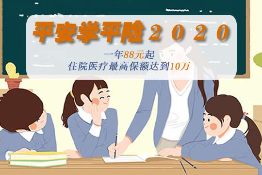 中国平安学平险2020优缺点分析!一年多少钱?保什么?价格表