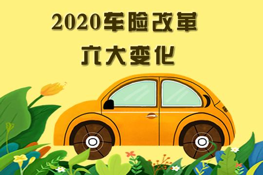 2020车险改革9.19正式实施!保费更便宜了!