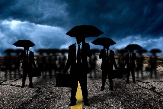 银行保险机构如何应对突发事件?
