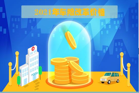 2021年车险改革价格?2021年车险需要买不计免赔吗?价格明细表
