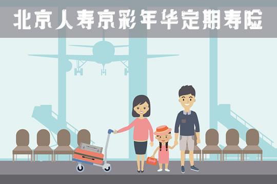 北京人寿京彩年华定期寿险好吗?优缺点?定期寿险怎么买合适