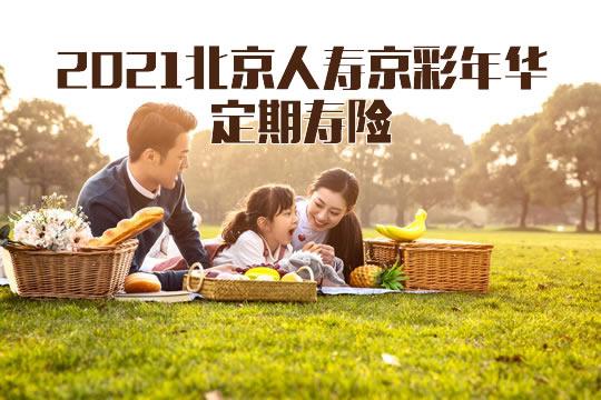2021北京人寿京彩年华定期寿险好不好?优缺点?一年多少钱?