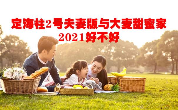 定海柱2号夫妻版与大麦甜蜜家2021好不好?有什么区别