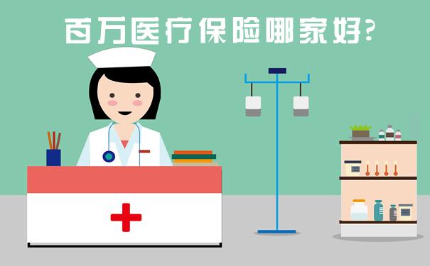 2021百万医疗保险哪家好?百万医疗保险哪家好?