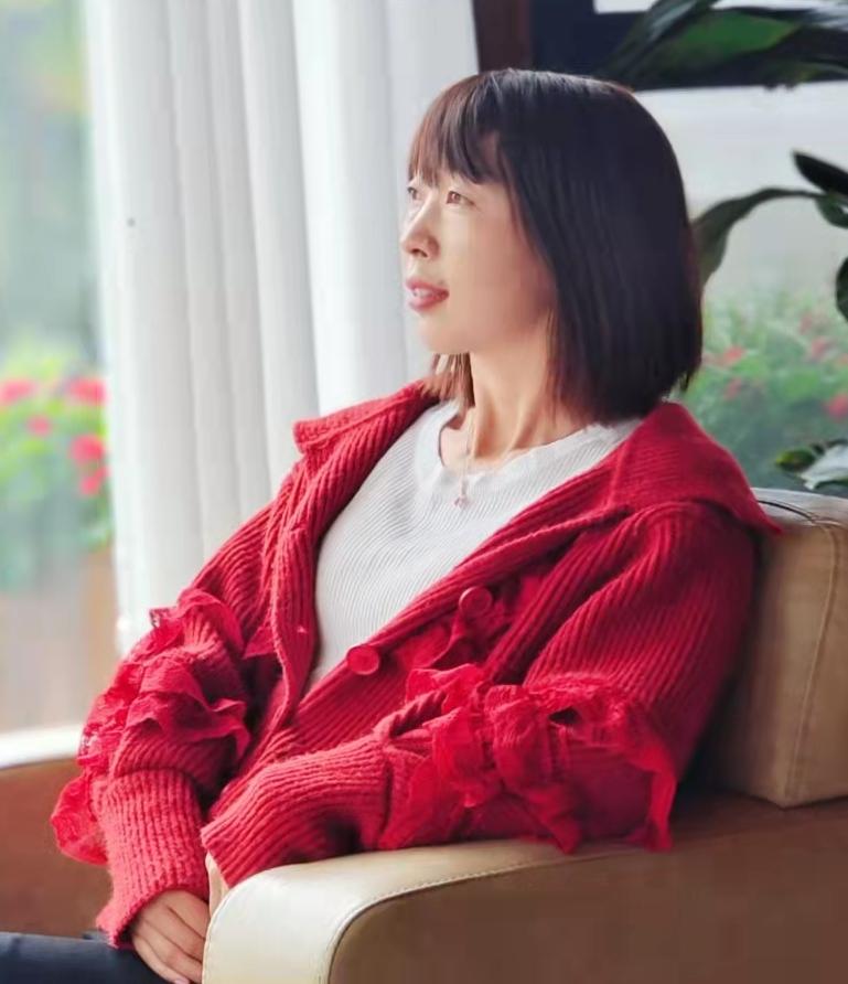 中国人寿木丽娟