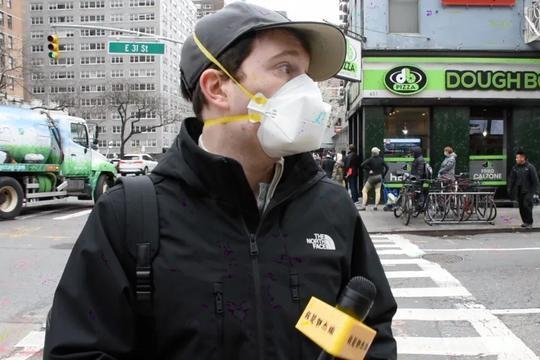 3000万美国人没有任何保险,每个州都在抢呼吸机