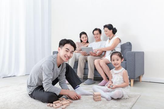 有保险,家庭才能真的保险!