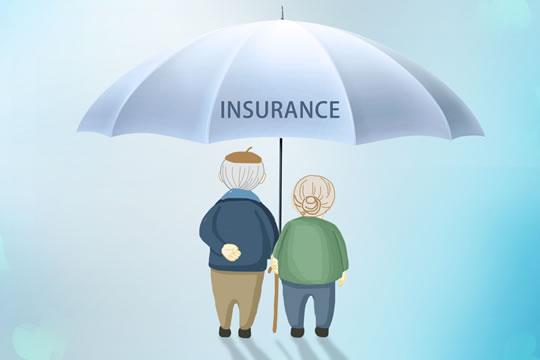 家里老人怎么买保险?