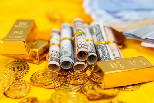 金价与股市齐跌 避险资产黄金不避险了吗